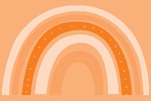 Orange-Rainbow